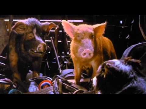 """""""Animal Farm"""" -  is a made-for-TV film released in 1999 by Hallmark Films. It is an adaptation of the 1945 George Orwell novel of the same name. The film tells the story of farm animals successfully revolting against their human owner, only to slide into a more brutal tyranny among themselves."""