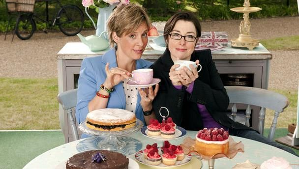 The Great British Bake Off - recipes from the new series