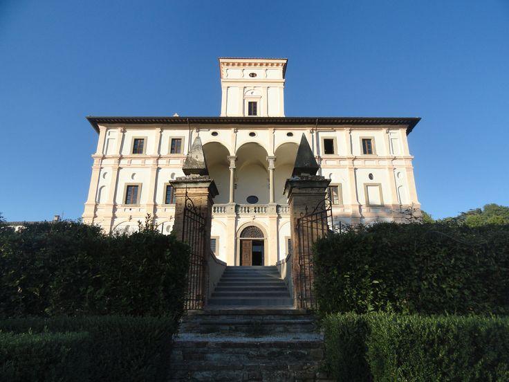 Villa Graziani, San Giustino, Umbria, Italy