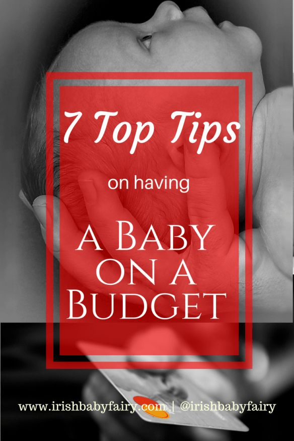 Top 7 Tips on saving money when having a baby. From nappies to travel systems, it's all here!