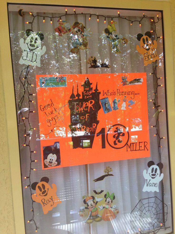 Decoration Halloween Disney : Best disney window decoration ideas on pinterest