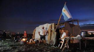 NOTICIAS VERDADERAS: MAFIAS Y NARCOS DETRÁS DE LA TOMA DE TIERRAS
