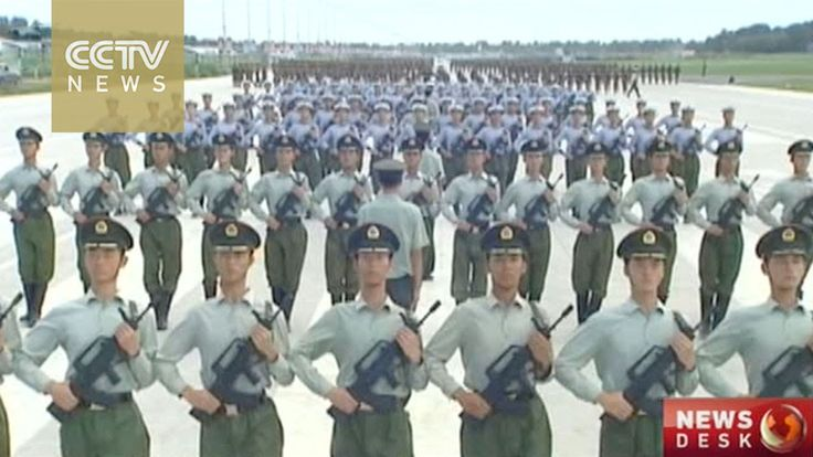 Chinese civilian companies now have more access to military arms sector