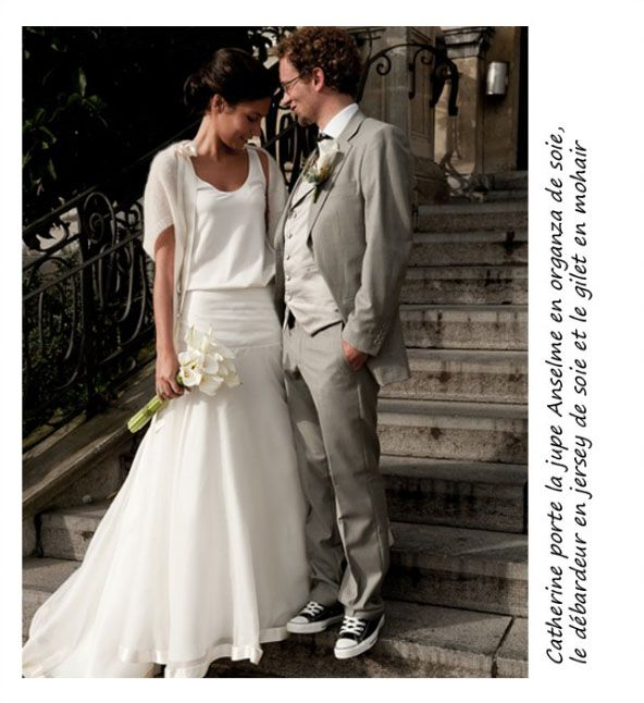 {Love Notes}. El blog de bodas de Vintage & Chic: {Más novias de Delphine Manivet}