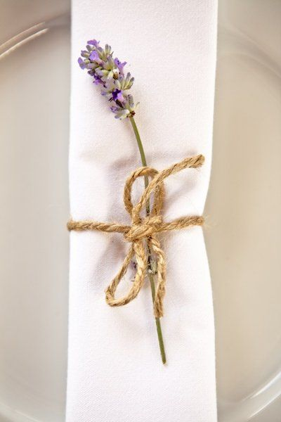 Lavendar #Placesetting I Champagne Wedding Coordination