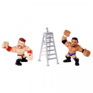 WWE Slam City Sheamus vs. Wade Barrett