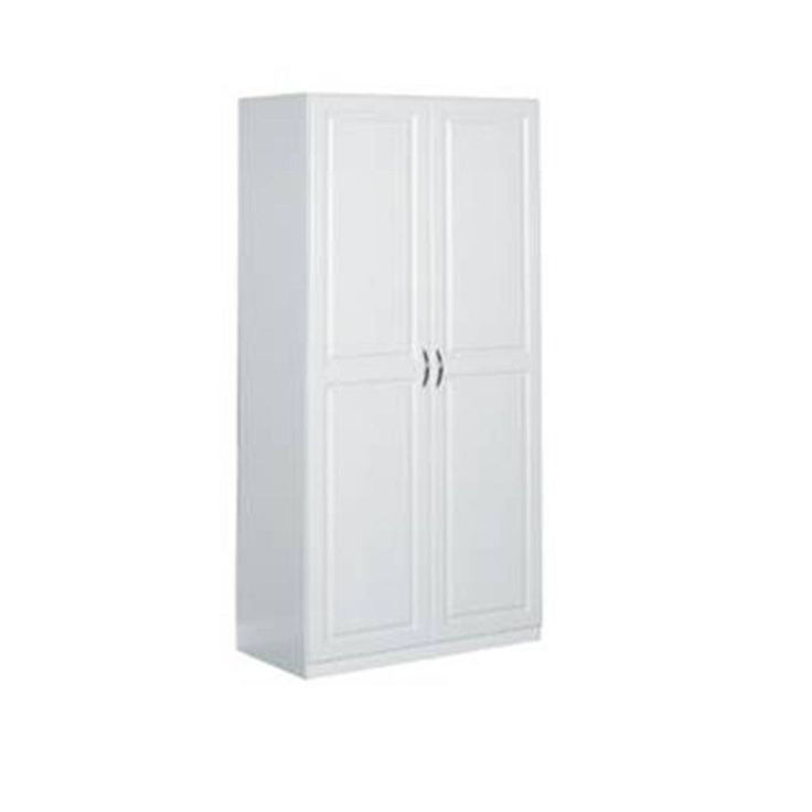 Closetmaid 36 X 72 2 Door Raised Panel Storage Cabinet