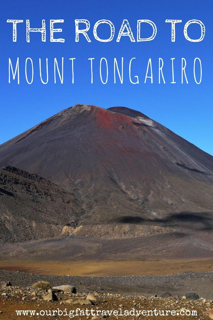 We set off on a seven hour journey up Mount Tongariro when we hiked the Tongariro Alpine Crossing in New Zealand - here's the story and pictures. Tongariro | Mount Tongariro | Tongariro Crossing | New Zealand Hikes | New Zealand | Travel New Zealand #tongarirocrossing #newzealand #newzealandhikes #travelnz #nztravel #hiking