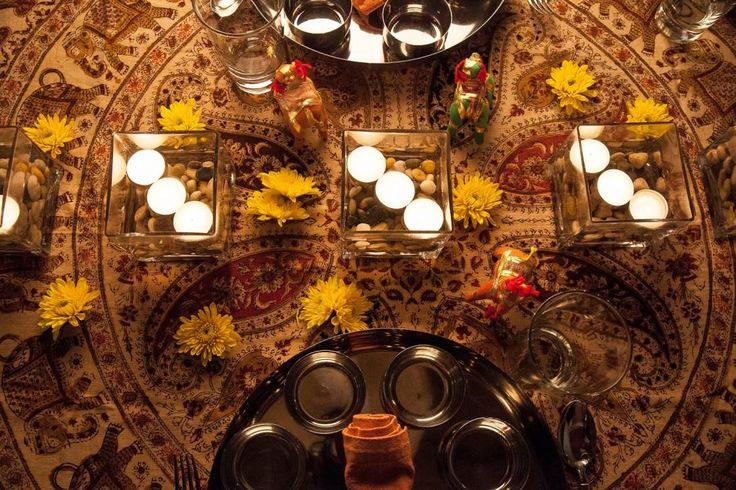 Have a sumptuous Indian dinner in a Haveli – the royal way! | Padhaaro