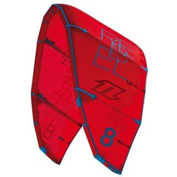 North Kite Boarding Kite Rebel SS15 Red / Rasberry -9