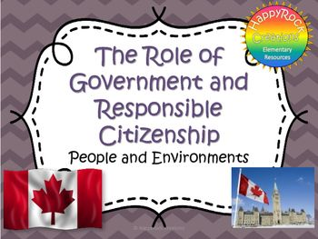 Looking for a great way to review or assess the grade 5 Ontario social studies unit People and Environment: The Role of Government and Responsible Citizenship Task Cards? Check out these task cards! These 20 task cards cover a range of curriculum expectations and content information (definitions of key terms [Royal Commission, band council], levels of government, cooperation between governments, social and environmental issues and being a good citizen).