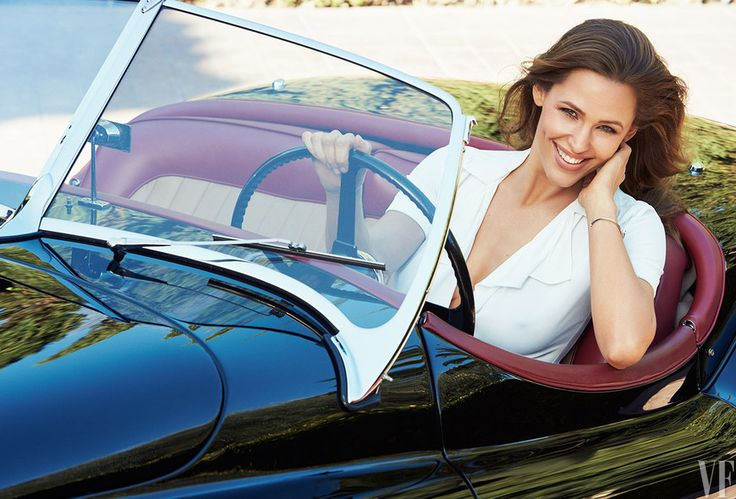 via Vanity Fair, Jennifer Garner March 2016 Cover