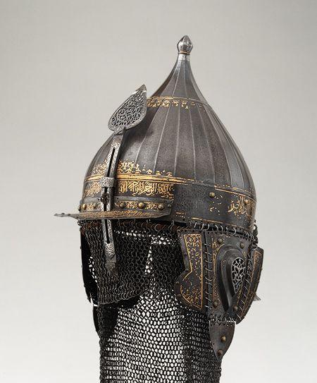 Helmet [Turkish] (04.3.456a) | Heilbrunn Timeline of Art History | The Metropolitan Museum of Art