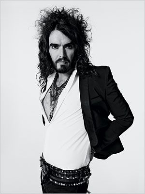 russell brand   Russell Brand is the man   efnotebloc
