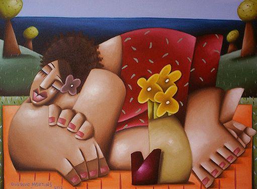 Artodyssey: Luiz Gustavo Martins