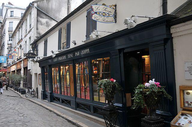 Cafe el Procope