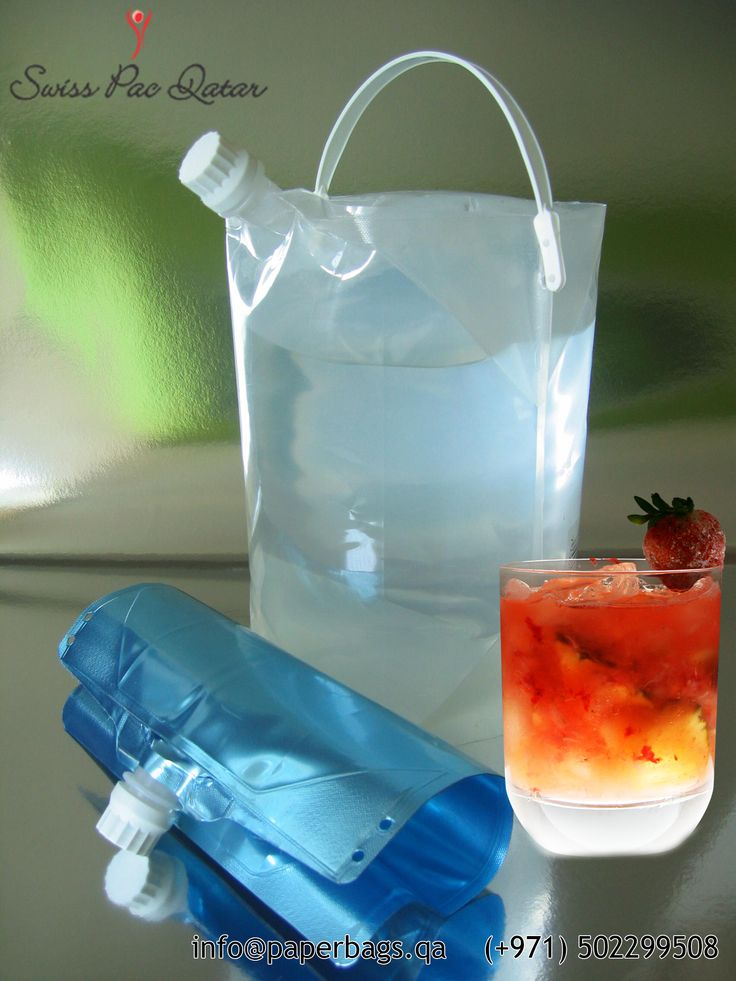 لقد كان لدينا جثة يوميا كل شخص اليوم يحتاج إلى شرب السوائل باستمرار عمل نوع جديد من أكياس السوائل نحن تصنيع. #اكياسالسوائل تسوق في : http://www.paperbags.qa/اكياس-السوائل/