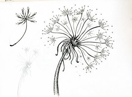 Dandelion Dreams: February 2012