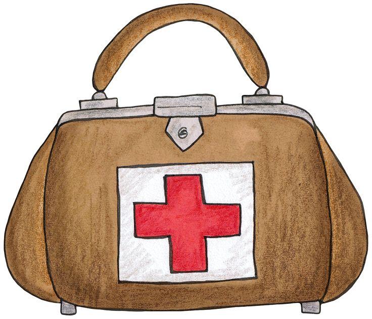 Doctor Bag Clipart