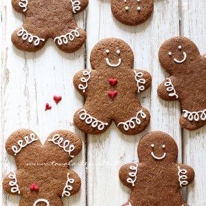 Biscotti Pan di zenzero (Gingerbread): la miglior Ricetta