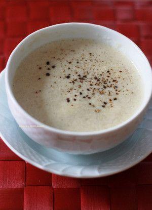 フィスラー圧力鍋で作る「ごぼうとれんこんのクリームスープ」 by 浅野 ...