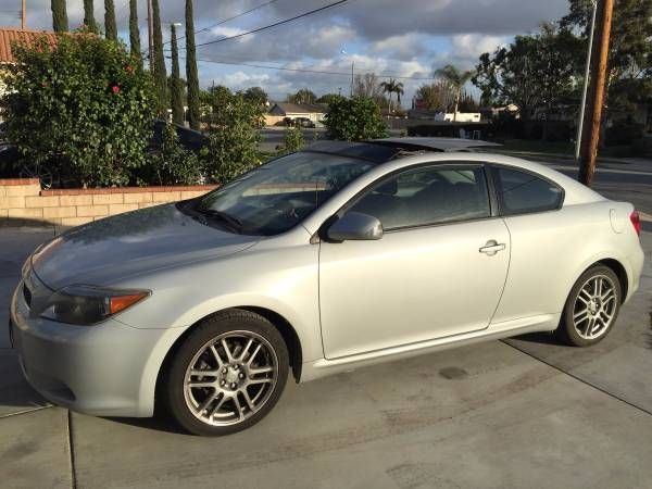 2007 Scion Tc 2 doors Clean Title LOW Mileage!!!