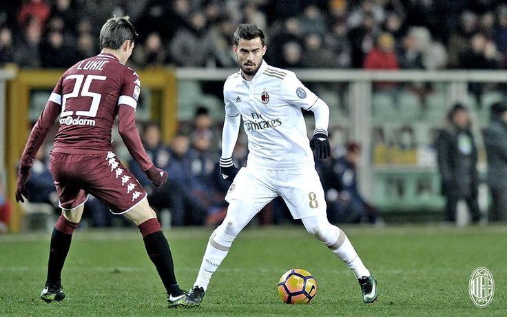 Torino FC VS AC Milan, Serie A TIM 2016/17.