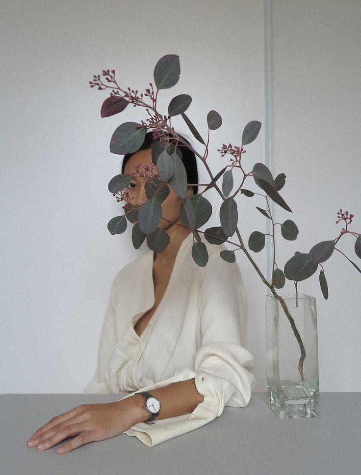 Time by Maria Van Nguyen