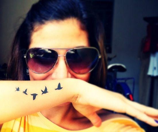 Tatuagens de pássaros: Bird Tattoos, Tattoo Ideas, Birds Tattoo, Tattoo Inspiration, Tatoos Ideas, Future Tattoos, Backs Tattoos