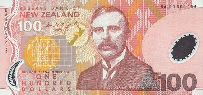 Money - New Zealand dollars since year 1999 are made from polymer. They dont get wet and dont have to be afraid if you will accidently leave banknote in the pocket when washing clothes.