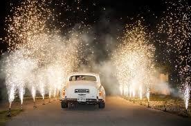 Image result for wedding sparkler send off