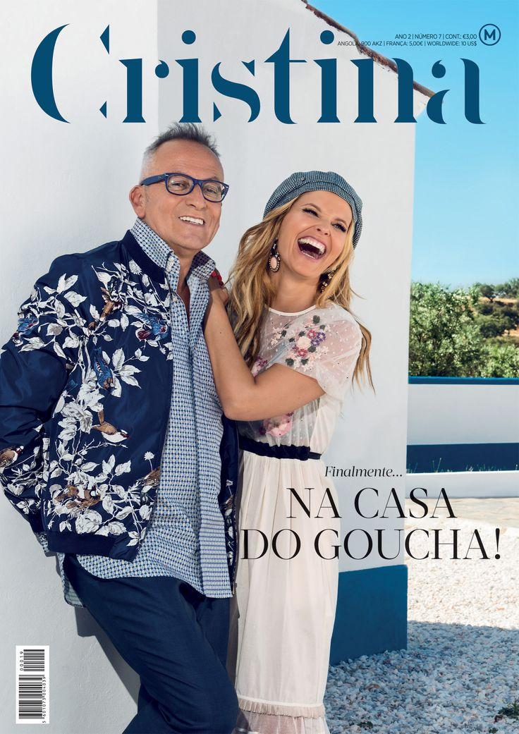 Best 86 cristina magazine images on pinterest entertainment for Casa magazine