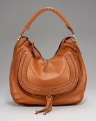 Jimmy Choo collection Sky Vachetta Ring Hobo USD 1495, a bit lookalike that one from fendi years ago, no?