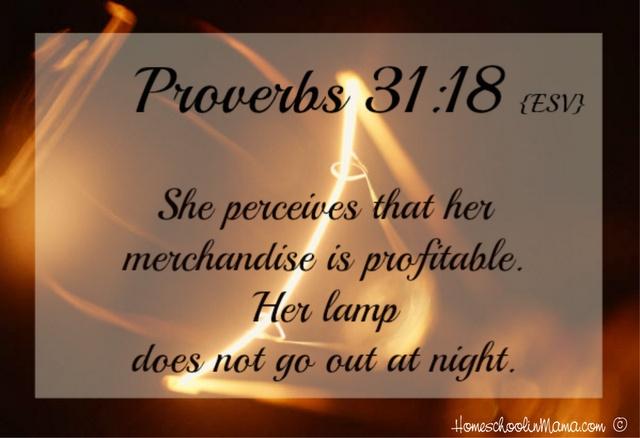 proverbs 31 woman single