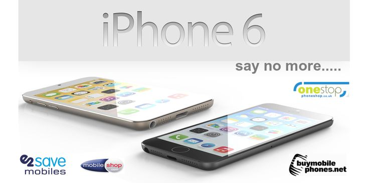 iPhone6 & iPhone 6 Plus with www.thehighstreetshoppingcompany.com