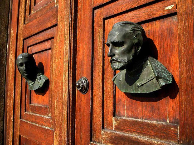 143 best Door Knockers images on Pinterest | Lever door handles ...