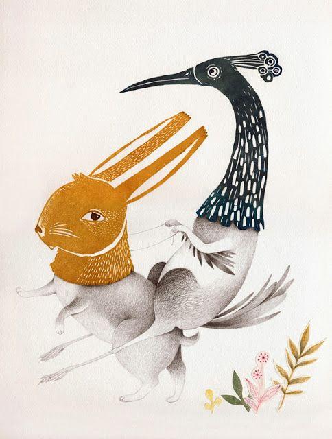 Ester García - EstarseQuieta - Ilustradora