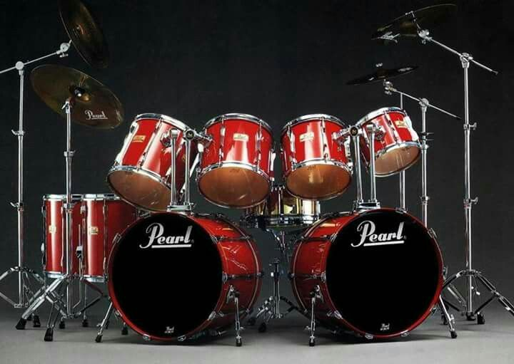 pearl drum kits