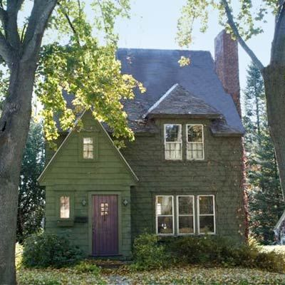 Five Sisters Neighborhood, Burlington, Vermont, this old house best neighborhood 2012...cute!