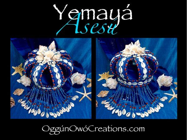 Yemaya Asesu crown Meduim