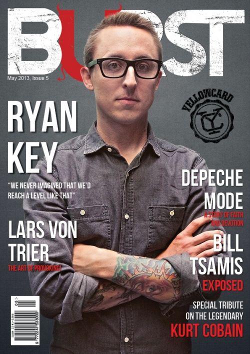 Burst Magazine Issue 5, May 2013