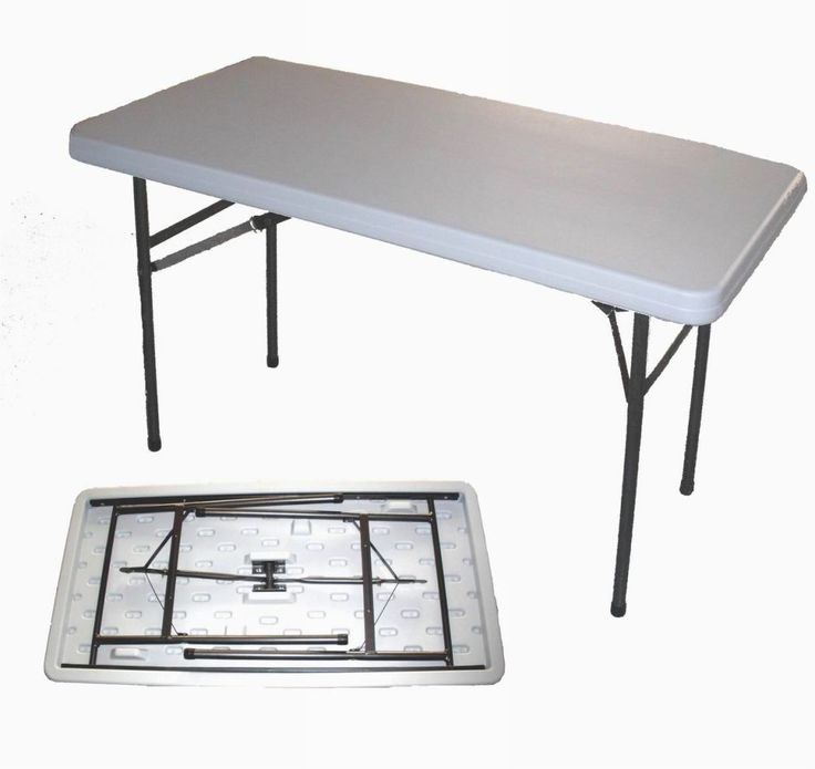 Outdoor Folding Table Simple But Modern