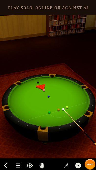 SAVE $0.99: Pool Break 3D Billiards 8 Ball 9 Ball Snooker gone Free in the Apple App Store. #iOS #iPhone #iPad  #Mac #Apple