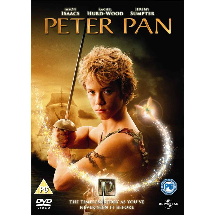 The 2003 version of Peter Pan. Jeremy Sumpter plays Peter; a boy who never wants to grow up but is lonely. (On the plus side, he looks SO MUCH like Ross Lynch[Teen beach Movie; Austin & Ally] which is super cool!) One night, Peter ventures into Wendy Darling's room and thus, the adventure of a lifetime begins!
