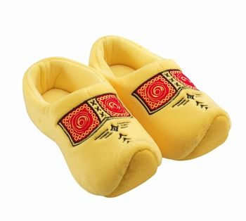 TelServ has given away more than 500 pairs of these warm, fuzzy and comfortable wooden shoe slippers to their partners.