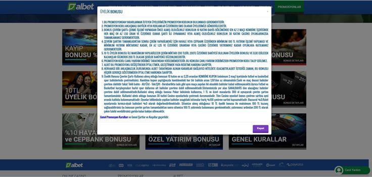 Albet 10 TL Üyelik Bonusu - http://www.albetsitesi.com/albet-10-tl-uyelik-bonusu/