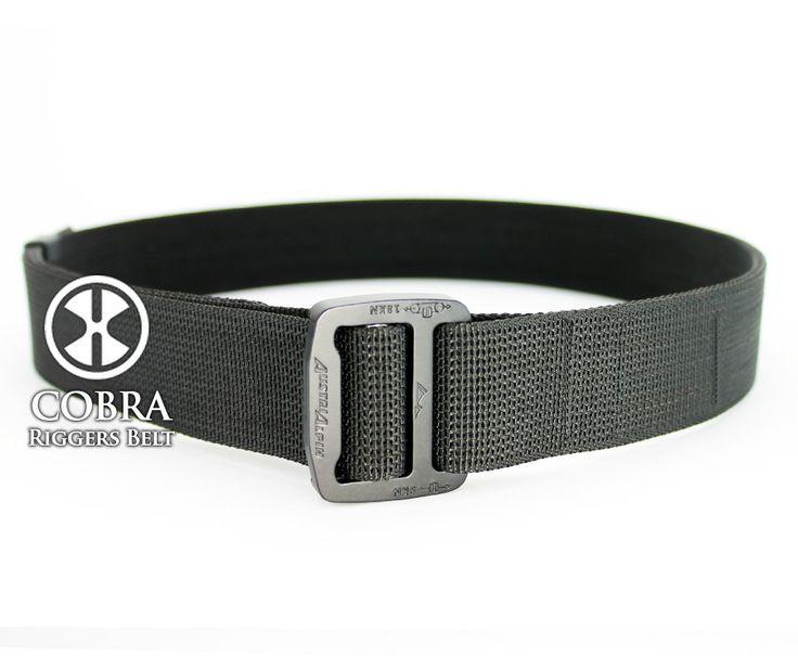 how to use cobra riggers belt