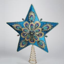 Need for my peacock Christmas tree!