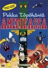 Pekka Töpöhäntä Amerikassa (DVD)