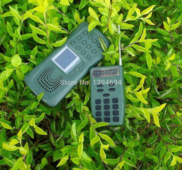 Hot selling hunting bird mp3 callers hunting bird hunting game callers
